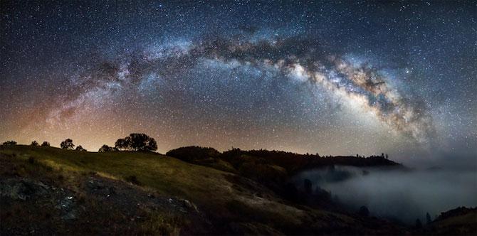 Galaxii stralucitoare, fotografiate de Michael Shainblum - Poza 2