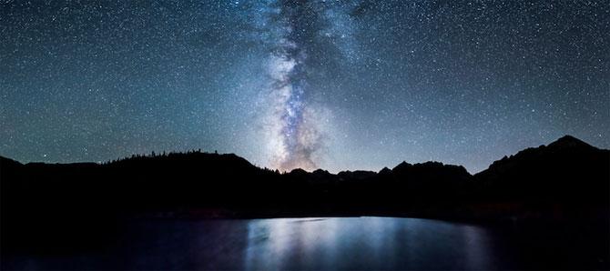 Galaxii stralucitoare, fotografiate de Michael Shainblum - Poza 4