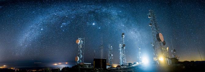 Galaxii stralucitoare, fotografiate de Michael Shainblum - Poza 6