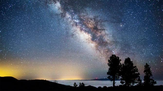 Galaxii stralucitoare, fotografiate de Michael Shainblum - Poza 7