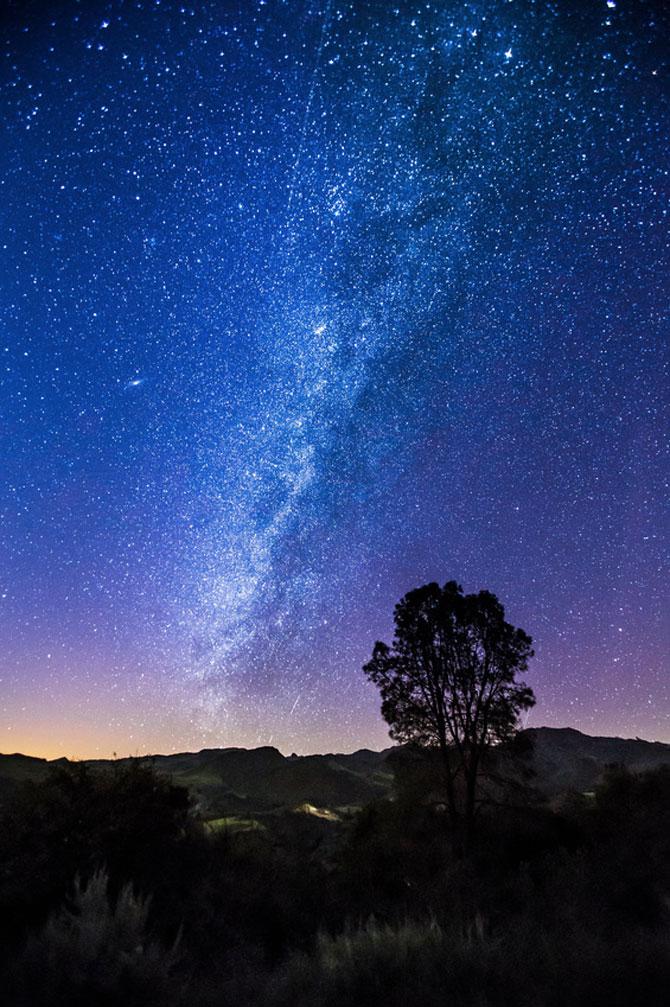 Galaxii stralucitoare, fotografiate de Michael Shainblum - Poza 11
