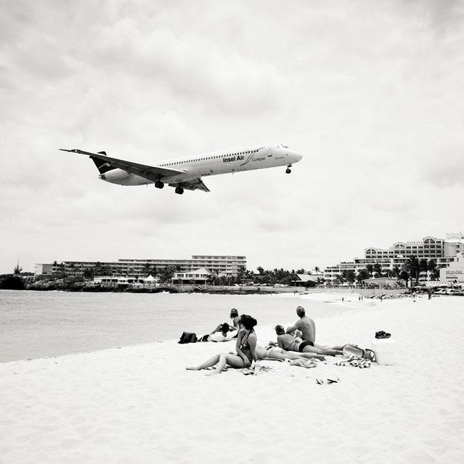 Aterizari incredibile, pe o insula din Caraibe - Poza 3