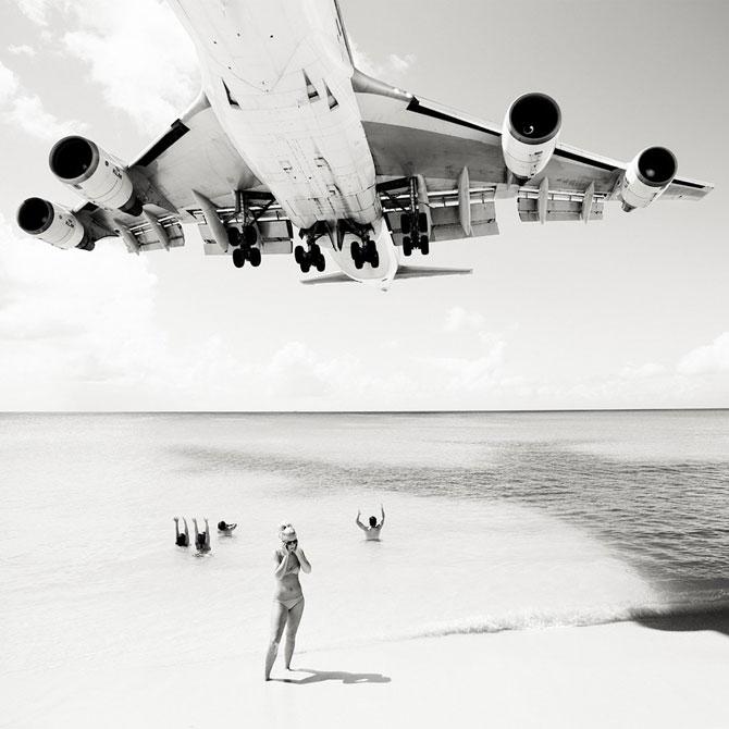 Aterizari incredibile, pe o insula din Caraibe - Poza 5