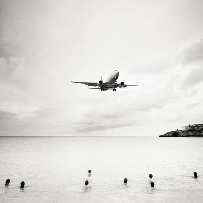 Aterizari incredibile, pe o insula din Caraibe - Poza 10