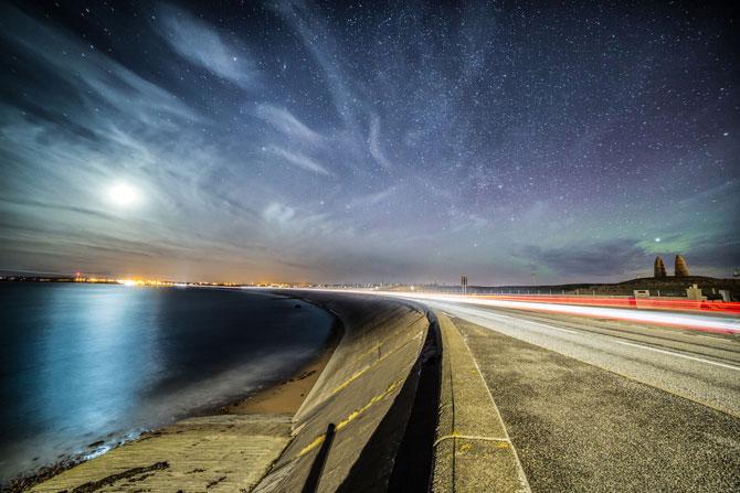 Aurora boreala in Scotia si culorile ei incredibile - Poza 9