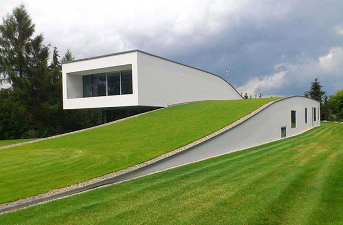 O casa pentru hobbiti vitezomani in Polonia - Poza 1