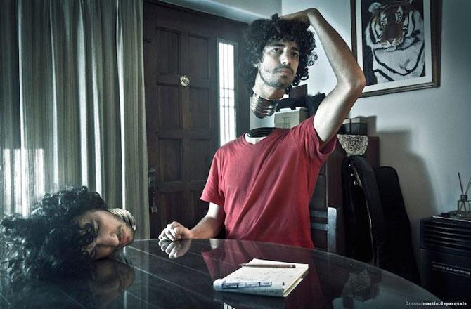 Autoportrete haioase in Photoshop, de Martin De Pasquale - Poza 5