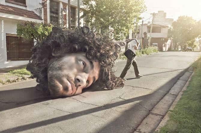 Autoportrete haioase in Photoshop, de Martin De Pasquale - Poza 7