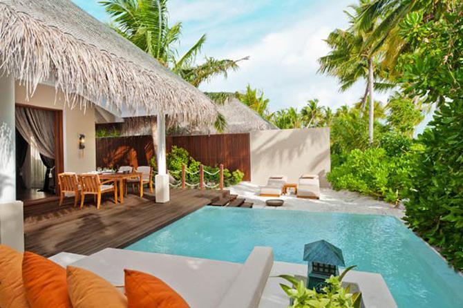 Locuinte lacustre de lux in Maldive - Poza 6