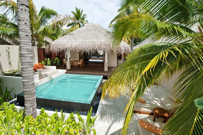 Locuinte lacustre de lux in Maldive - Poza 7