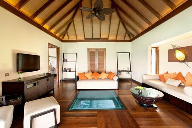 Locuinte lacustre de lux in Maldive - Poza 8