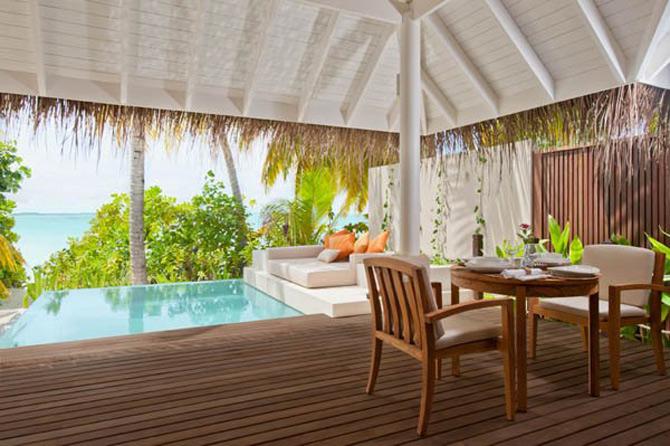 Locuinte lacustre de lux in Maldive - Poza 12