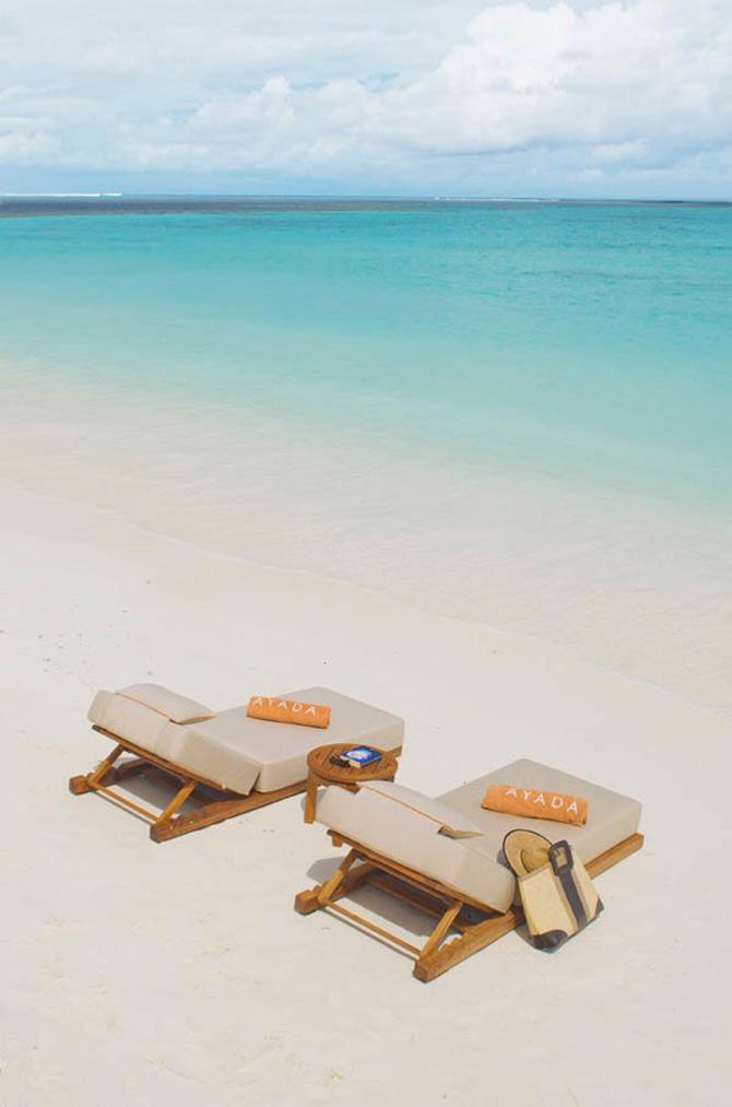 Locuinte lacustre de lux in Maldive - Poza 14