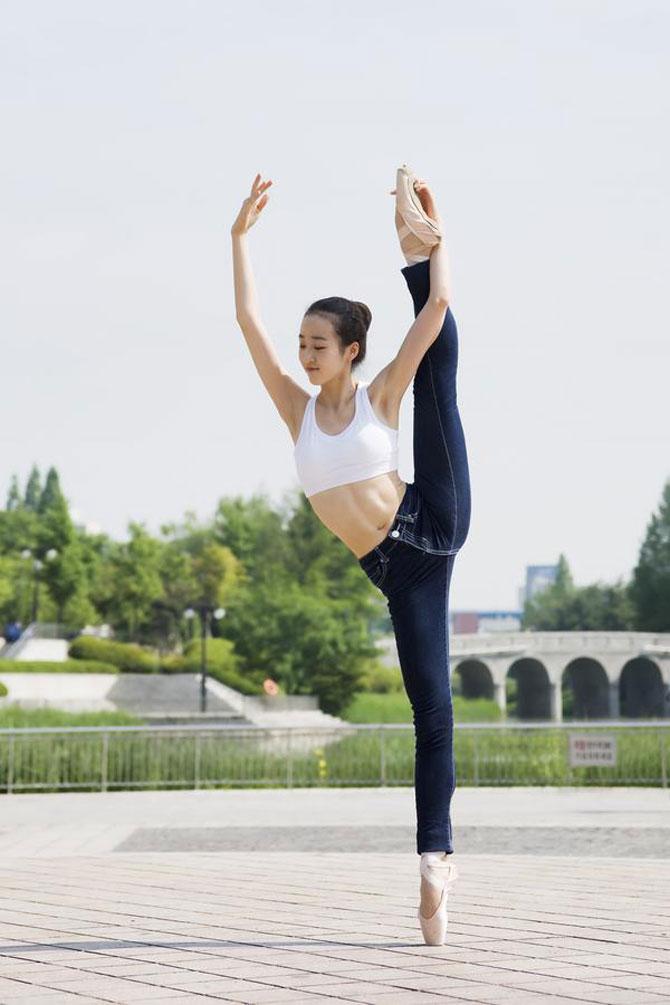Balet cu stop-cadru, de Young-Geun Kim - Poza 5