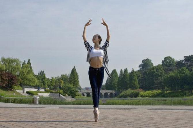 Balet cu stop-cadru, de Young-Geun Kim - Poza 15