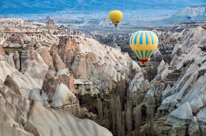 Cu balonul peste Cappadocia - Poza 8