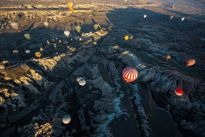 Cu balonul peste Cappadocia - Poza 10