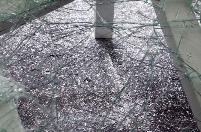 Dezastru sau iluzie optica? Aerial de Baptiste Debombourg - Poza 5