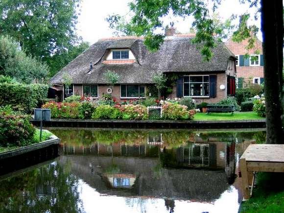 Un orasel minunat: Giethoorn - Poza 1