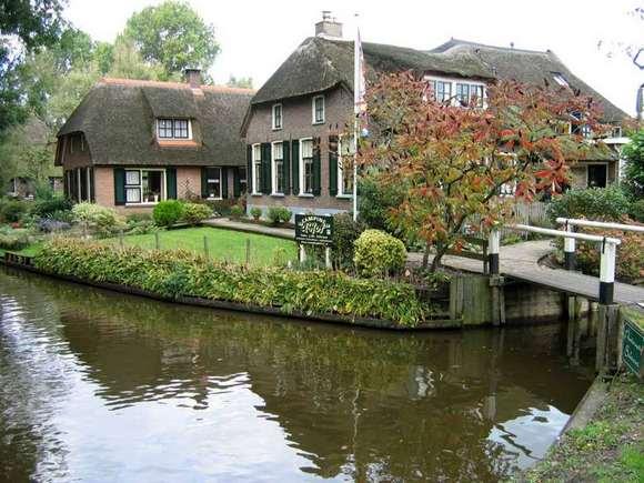 Un orasel minunat: Giethoorn - Poza 4