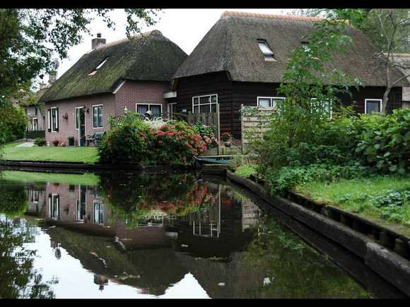 Un orasel minunat: Giethoorn - Poza 5