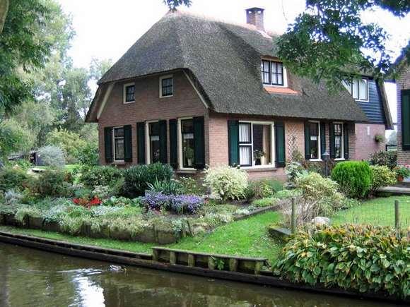 Un orasel minunat: Giethoorn