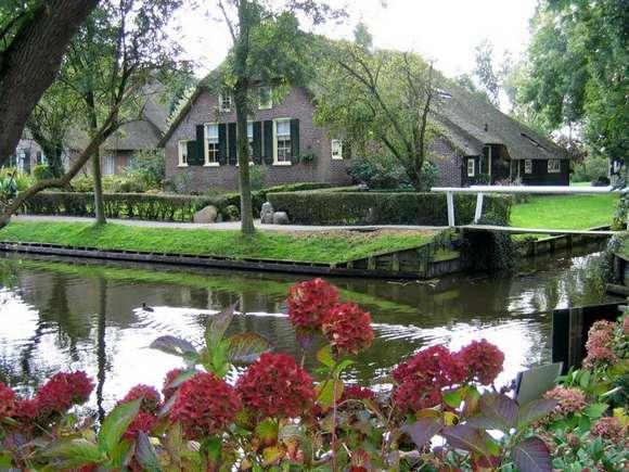 Un orasel minunat: Giethoorn - Poza 15