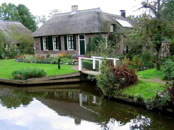 Un orasel minunat: Giethoorn - Poza 16