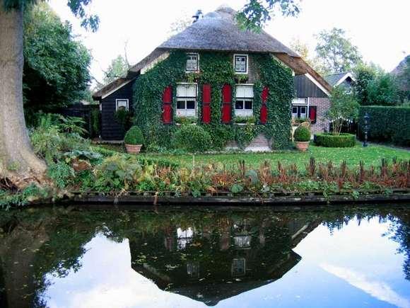 Un orasel minunat: Giethoorn - Poza 18