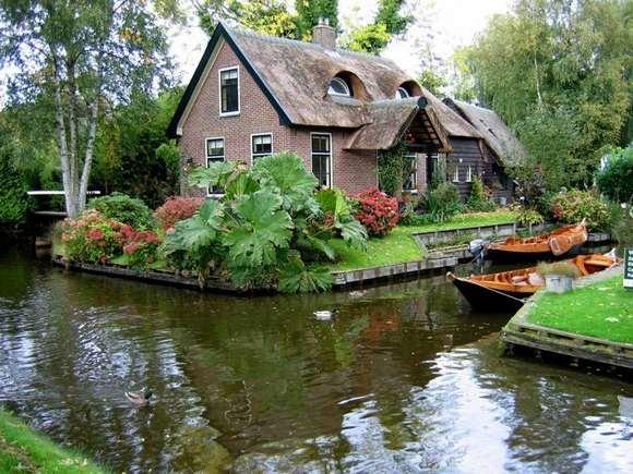 Un orasel minunat: Giethoorn - Poza 19