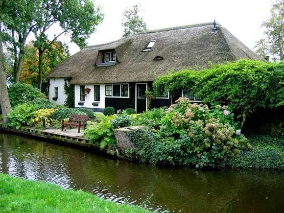 Un orasel minunat: Giethoorn - Poza 21
