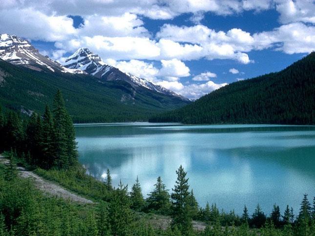 30 de fotografii superbe ale lacului Louise - Poza 2