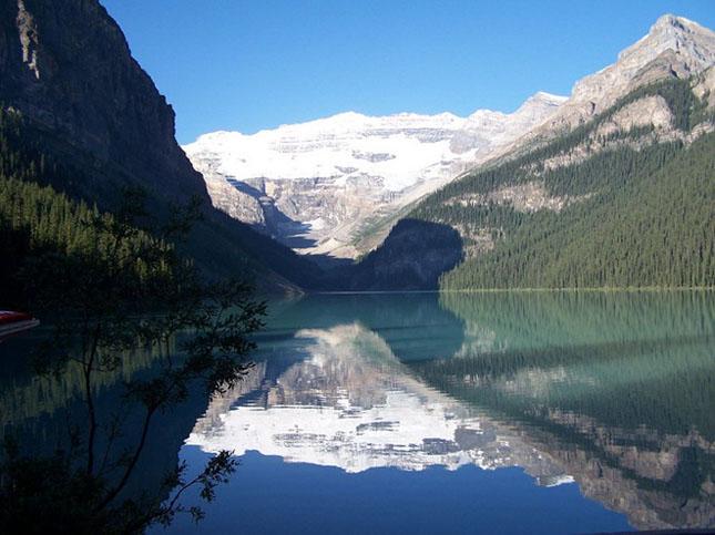 30 de fotografii superbe ale lacului Louise - Poza 5