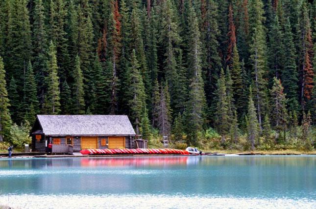 30 de fotografii superbe ale lacului Louise - Poza 30