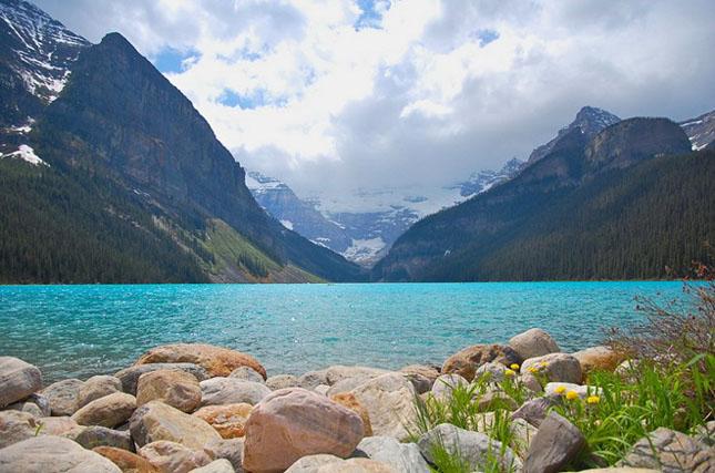 30 de fotografii superbe ale lacului Louise - Poza 23