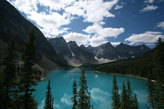 30 de fotografii superbe ale lacului Louise - Poza 25