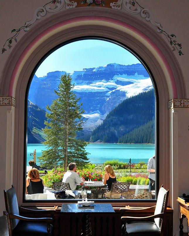 30 de fotografii superbe ale lacului Louise - Poza 28