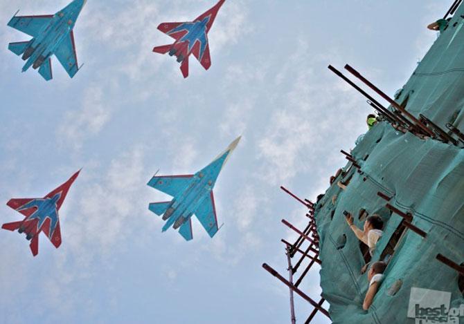 Rusia lui 2012 in 21 de fotografii emotionante - Poza 13