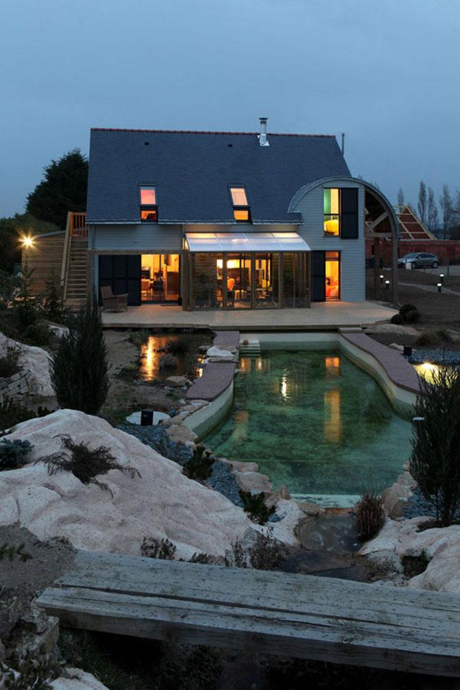 Casa traditional-bio, de Patrice Bideau - Poza 1