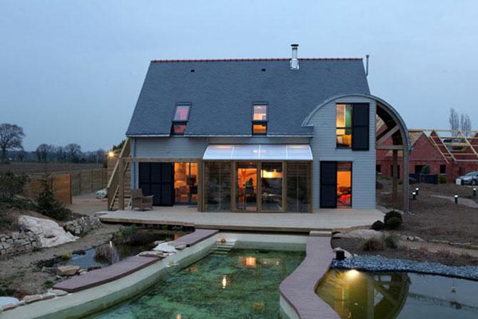 Casa traditional-bio, de Patrice Bideau - Poza 2