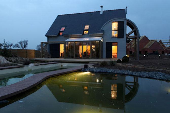 Casa traditional-bio, de Patrice Bideau - Poza 3