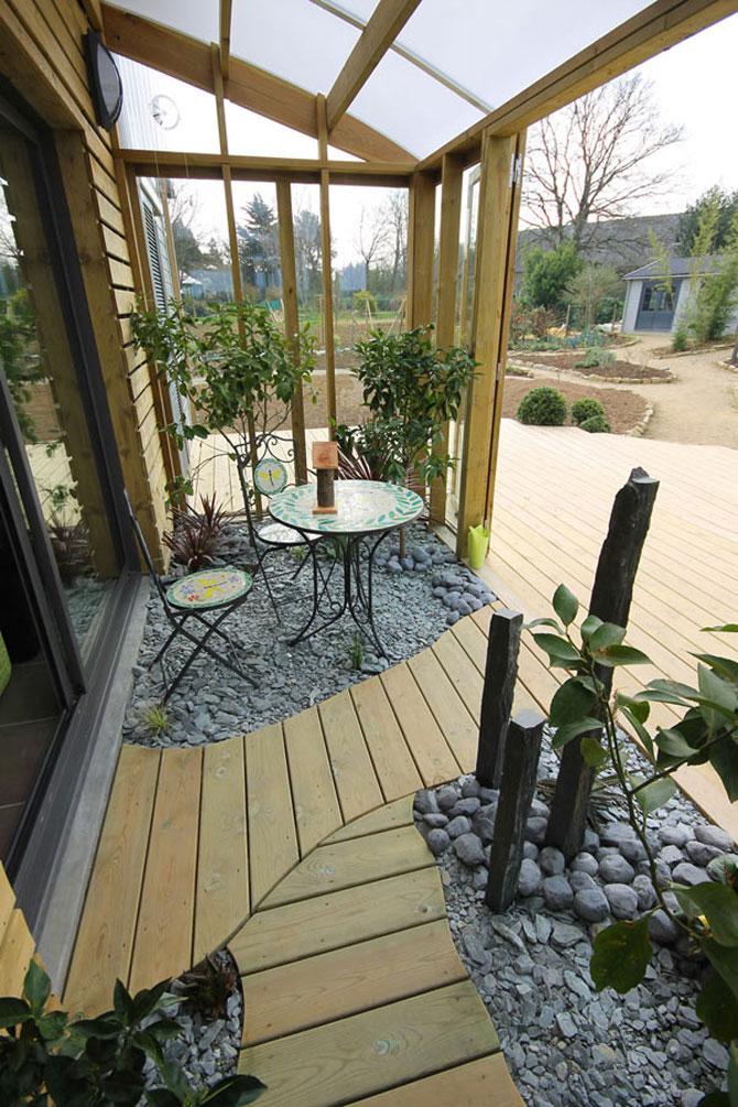 Casa traditional-bio, de Patrice Bideau - Poza 5