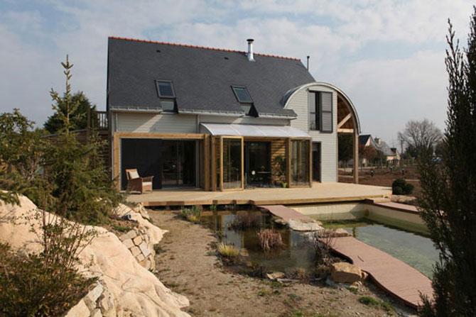 Casa traditional-bio, de Patrice Bideau - Poza 7
