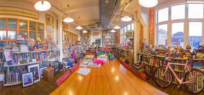Cel mai creativ birou din lume, al lui Paul Smith - Poza 1