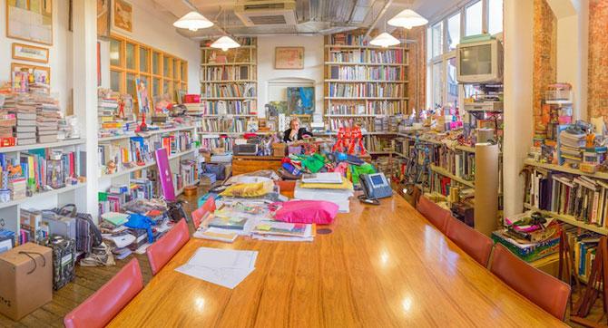Cel mai creativ birou din lume, al lui Paul Smith - Poza 2