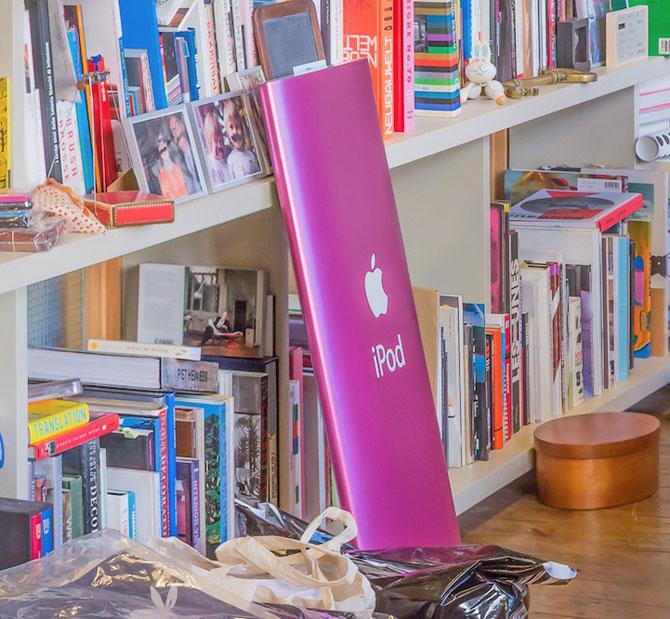 Cel mai creativ birou din lume, al lui Paul Smith - Poza 5