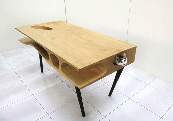 Biroul pentru pisici, din Hong Kong - Poza 1