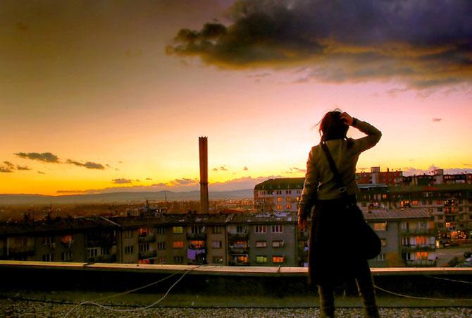 Blerta Zabergja e Alice in Kosovo, la inaltime - Poza 1
