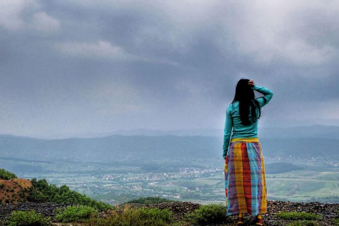 Blerta Zabergja e Alice in Kosovo, la inaltime - Poza 4