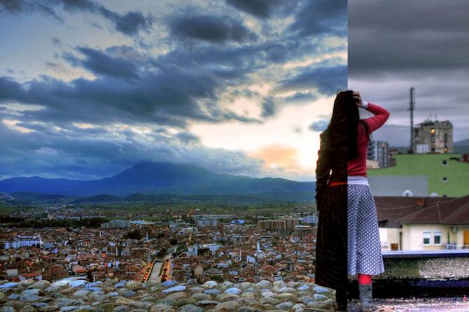 Blerta Zabergja e Alice in Kosovo, la inaltime - Poza 7
